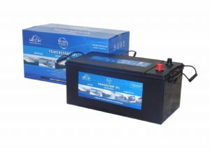 LEOCH Powerstart 625 PLUS, HEAVY DUTY 12V 230ah, 1400CCA Battery. Truck | Marine